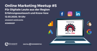 Online Marketing Meetup #5